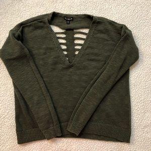 Express size small sweater